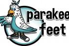 Parakeet Feet