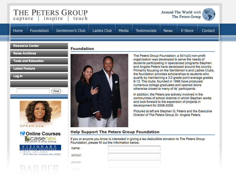 The Peters Group